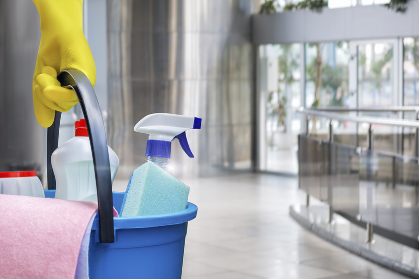 commercial cleaning in Sandy, UT