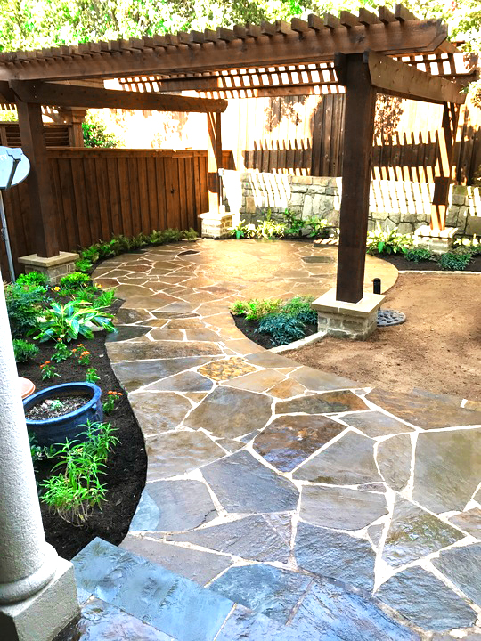 patios near Modesto, CA